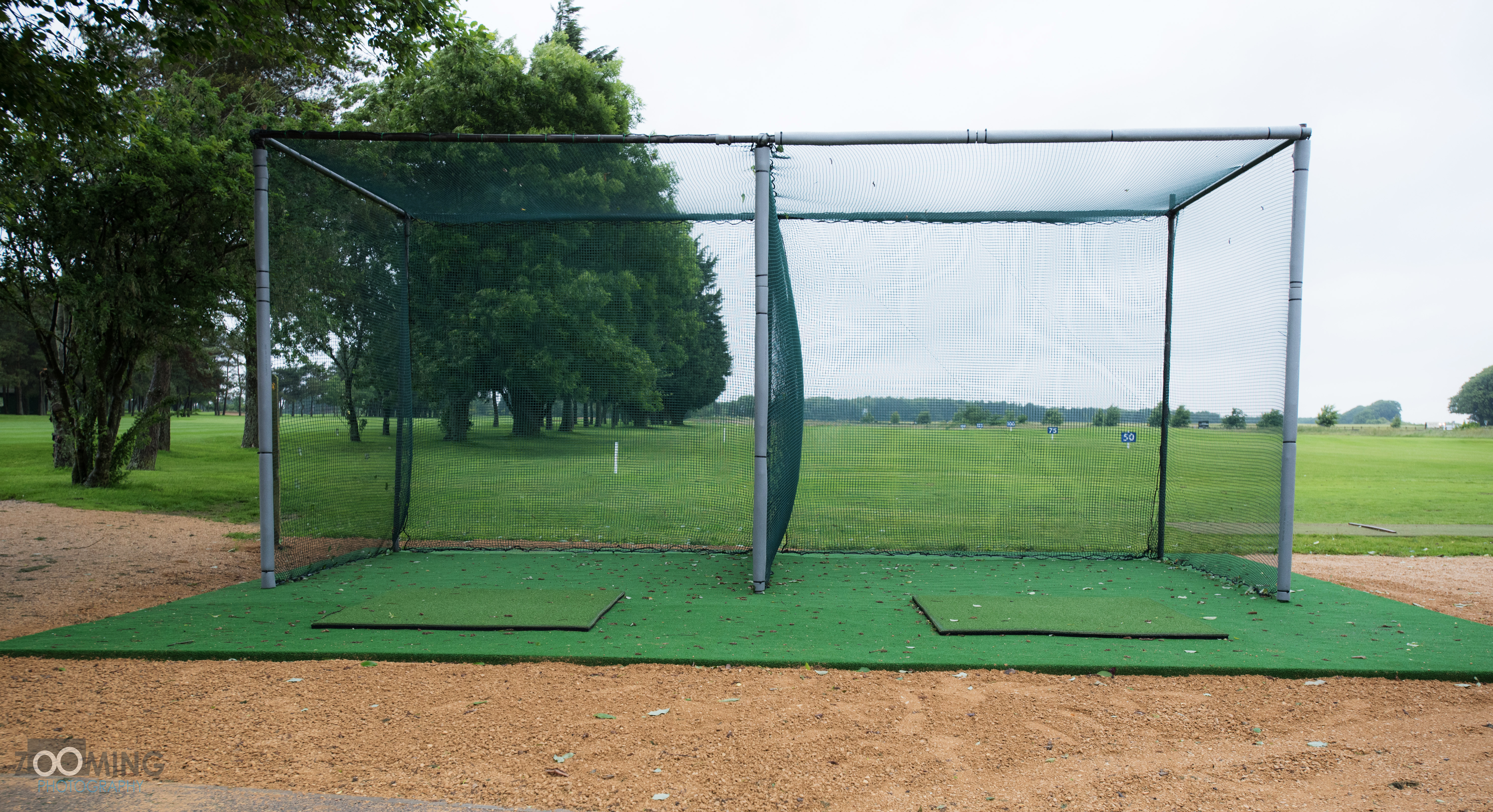 Sports-Nets Golf Cage