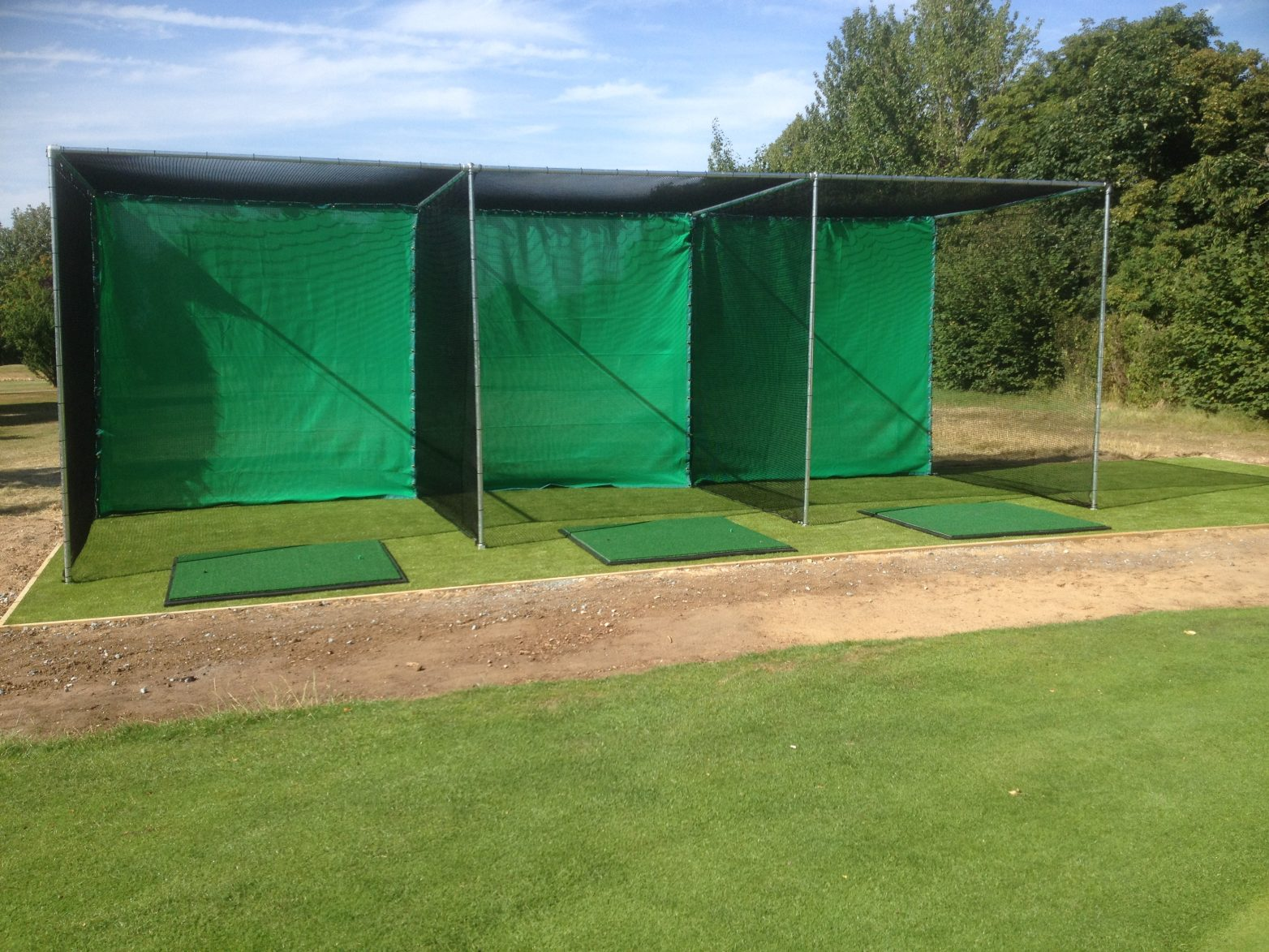Golf Cages Golf Practice Cage Hampshire London