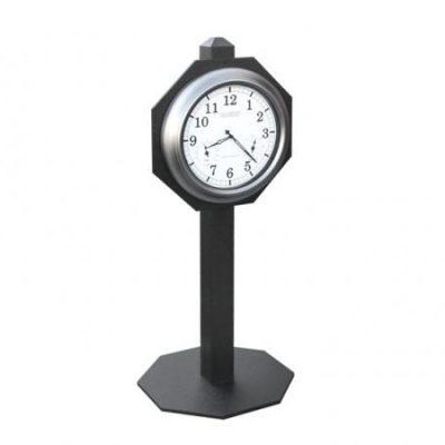 Clocks on Posts